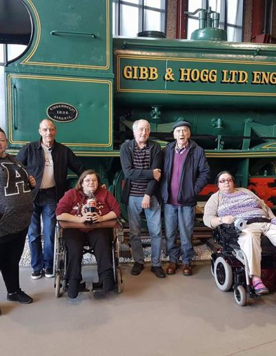 Clyde Valley Day Trip 1